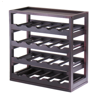 Kingston, Stackable Removable Tray 20 Bottle Wine Cube