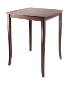 Inglewood High Table, Curved Top