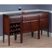 Orleans 3-Pc Modular Buffet Set