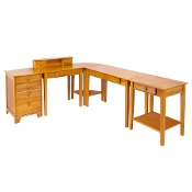 Studio 5pc Home Office Set