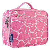 Pink Giraffe Lunch Box