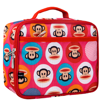 Paul Frank Core Dot Lunch Box