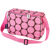 Big Dot Pink Lunch Cooler