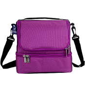 Orchid Double Decker Lunch Bag