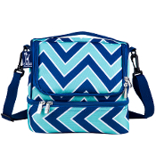 Zig Zag Refresh Double Decker Lunch Bag
