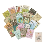 CR Gibson Sweet Nothing Cards - Friendship Notes
