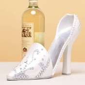 Wedding High Heel Bottle Holder
