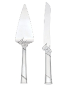 True Love 2-Piece Dessert Cutlery Set
