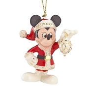 Decorate The Season with Mickey Ornament
