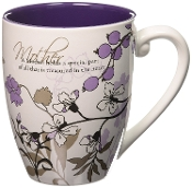 Pavilion Mark My Words Mother Mug, 20-Ounce