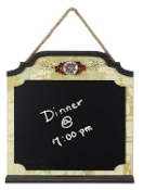 Decorative Wooden Chalkboard Sign On A Rope