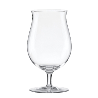Lenox Tuscany Classics Craft Stemmed Pilsners, Clear, Set of 4