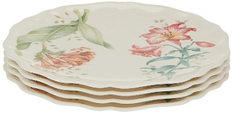 Lenox Butterfly Meadow Melamine Accent Plates (Set of 4)