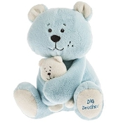 Big Brother Plush Bear