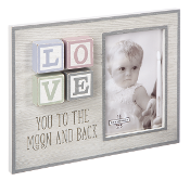 Baby Blocks, Love You To The Moon And Back