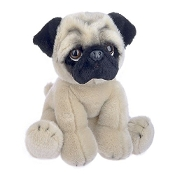 Heritage Pug Stuffed Animal