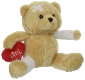 Ganz Hospital Bear - Patient Plush
