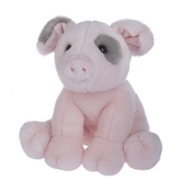 Pink Plush Pig from the Heritage Collection