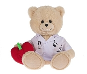 Write on, Get Well Stuffed Bear, Doctor