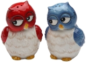 Owl Couple Salt and Pepper Shaker