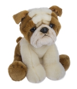 Ganz 12 inch Stuffed Bulldog