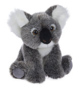 "Ganz 12"" Stuffed Koala Bear"
