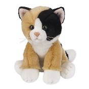 "Ganz 12"" Calico Cat"