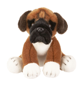 "Ganz 12"" Heritage Boxer Stuffed Animal"
