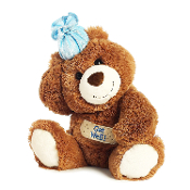 Aurora Get Well Plush Bear