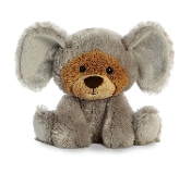"Aurora 9"" Benny Wanna Be Elephant Plush"
