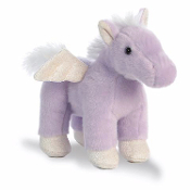 "Aurora 7.75"" Purple Magic Legendary Friends Pegasus"
