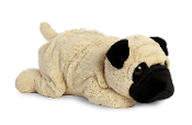 Aurora World S'Mores Plush Toy, Brown