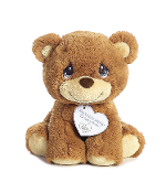 "Aurora 8.5"" Precious Moments Charlie Bear Plush"