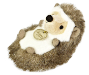 "Aurora 7"" Miyoni Hedgehog Plush"