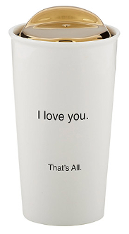 I Love You 10 oz. Travel Mug