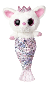 "Aurora 5"" Pammee Princess Mermaid Plush"