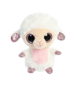 "Aurora 5"" Yoo Hoo and Friends Woolee Lamb Plush"