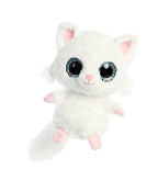 "Aurora 5"" Yoohoo and Friends Percee Persian Kitty Plush"