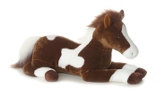 "Aurora 28"" Paint Horse Plush"