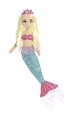 "Aurora 18"" Sea Shelly Mermaid Plush"