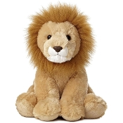 "Aurora 14"" Lion Plush"