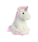 "Aurora 11"" Unicorn Plush"
