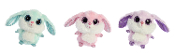 "Aurora 5"" YooHoo Fluffee Rabbit Plush"