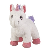 "Ganz 10"" Radiance Light-Up Unicorn w/ IC"