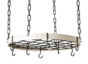 Rogar Round Pot Racks with Grid