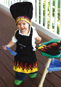 Lil Griller Child's Apron