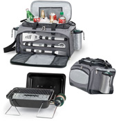 Vulcan tailgate party grill set